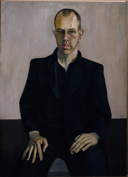 Alice Neel: Max White, 1935 © Smithsonian American Art Museum, Washington D.C.
