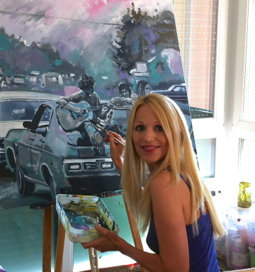 ChristineSchnoellArtworks.com NoellA.