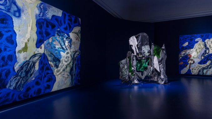 Donna Huanca. Piedra Quemada, Donna Huanca - Piedra Quemada, Art On Screen - NEWS - [AOS] Magazine