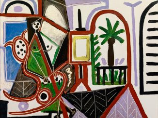 Pablo Picasso, Das späte Werk, La Californie, Museum Berberini